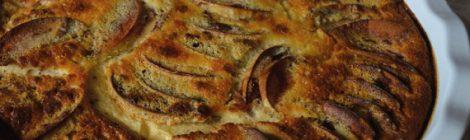 Recette de moelleux aux pommes bio